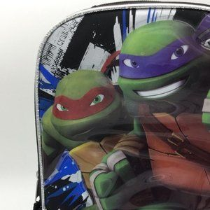 TMNT Lunch Bag all 4 Chatactets place for ice pack